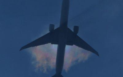 Jet iridescent