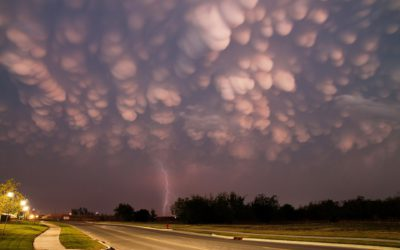 clouds-mammatus-cumulus-storm-clouds-the-storm-before-the-storm-road-night-tree-house-lightning