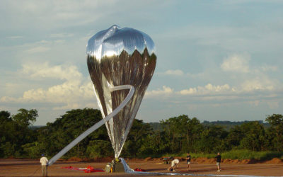 ballon Infra-rouge solaire scientifique