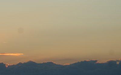 Image d un drone en haute montagne