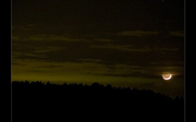 Tavla-Venus-halo-Jordsken