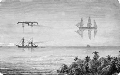 Superior_mirage_of_the_boats_painting