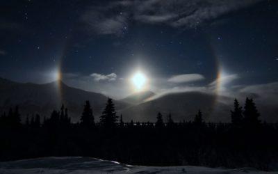 23 janvier 2013 Alaska . Image Credit - Sebastian Saarloos