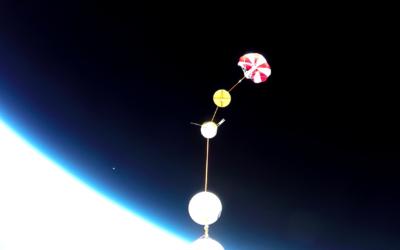 chaine de vol + lune
